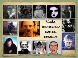 Cada monstruo con su creador