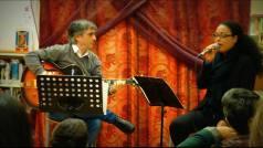 """Presentación-Recital de """"los poetas"""" con Tere Fernández (Lletraferits)"""
